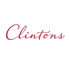 Store Logo - Clintons